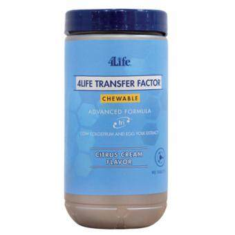 4Life Transfer Factor(TM) Chewable Tri-Factor(TM) Formula 90 Tablets
