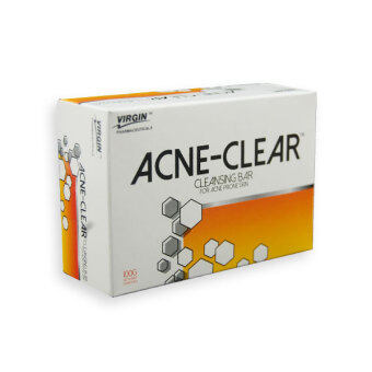 Harga Acne Clear Soap Bar