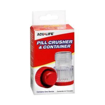 ACU-LIFE TABLET CRUSHER (CRUSH TABLET INTO POWDER)
