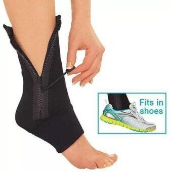 Adjustable Compression Ankle Genie Support