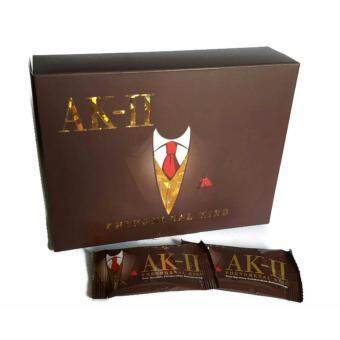 Harga AK2 AK-II Upgraded K2 K-II Phenomenal King (20 sachets/Box) Halal