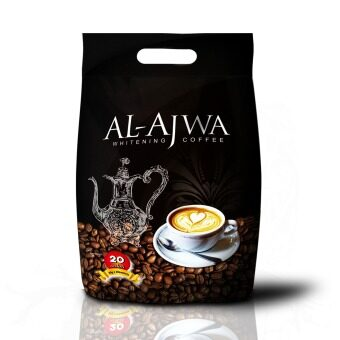 Harga Al Ajwa Whitening Coffee