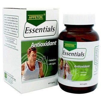 APPETON Essentials Antioxidant 60 capsules