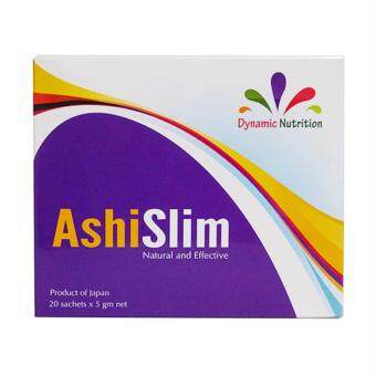 Harga AshiSlim - Natural Fat Burner