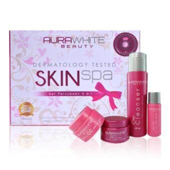 Aura White Beauty Skin Spa Set Skin Care