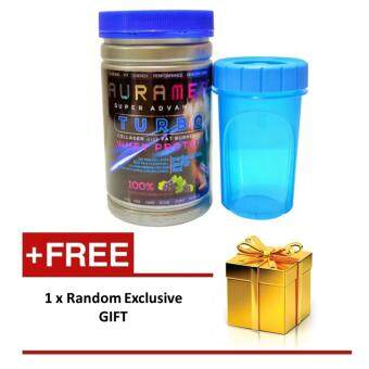 Harga AURAMEN TURBO ADVANCED Free Shaker + Extra Gift ~ Aura Men BestPrice~