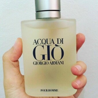 Harga Authentic Acqua Di Gio by Giorgio Armani 100ml Eau De ToiletteSpray for Men