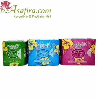 Harga Avail Bio Sanitary Pad Pantyliner (2 Units) + Day Care (2 Units) +Night Care (2 Units)