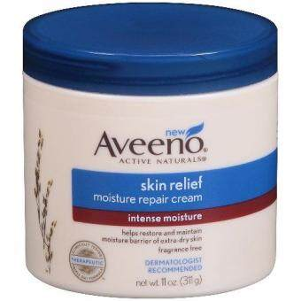 Aveeno Skin Relief Moisture Repair Cream, 11 Oz
