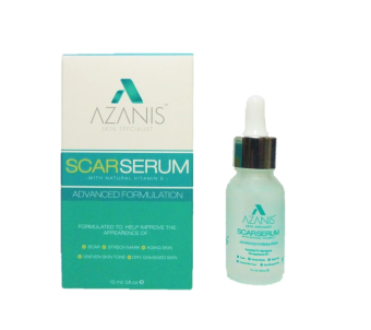 Azanis Scar Serum Advance Formulation