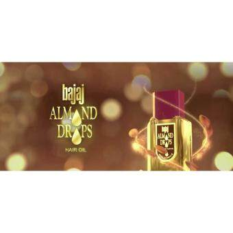 Bajaj Hair Oil : Almond Drops (100ml) - 2