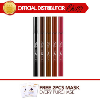 Harga BBIA Last Pen Eyeliner No.02 Sharpen Brown + Free 2 Pcs 3WClinic Mask Pack [Buy 1 Get 1 Freebie]