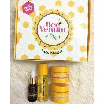 Bee Venom Skincare Set 4-in-1