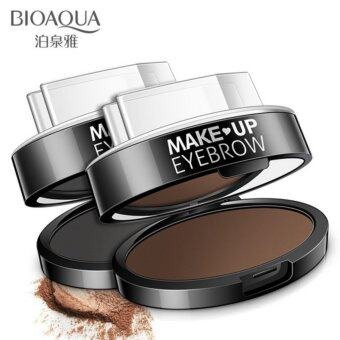 Harga BIOAQUA Lazy & Perfect Eyebrow Powder 5.5g