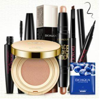 Harga Bioaqua Makeup Professional Makeup Full Set (6 items )Free Shipping