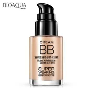 Harga Bioaqua Super Wearing Persistent Water Flawless BB Cream 30ml (Natural)