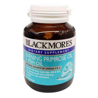 Harga Blackmores Evening Primrose Oil + Fish Oil 30s