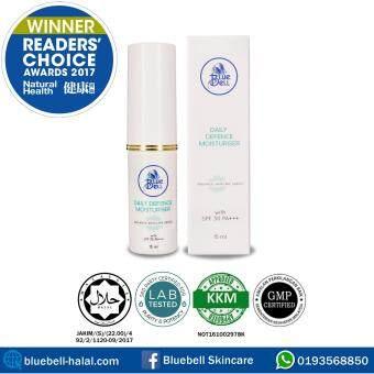 Bluebell Skincare Daily Defense Moisturiser