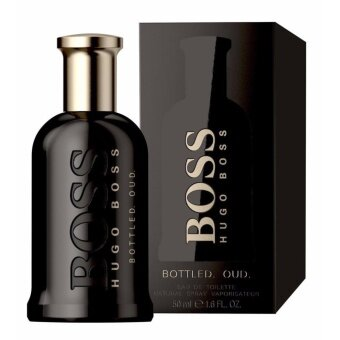 Harga Bottled Oud hugo boss men EDP 100ml New and classy