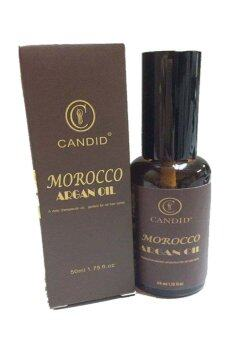 Harga Candid Morocco Argan Oil 50ml