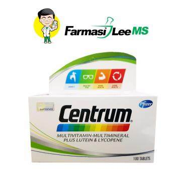 Centrum A-Z Multivitamin-Multimineral 100s (Exp: 06/2019)