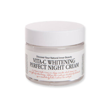 Harga Chamos Acaci Vita-C Whitening Perfect Night Cream 50ml