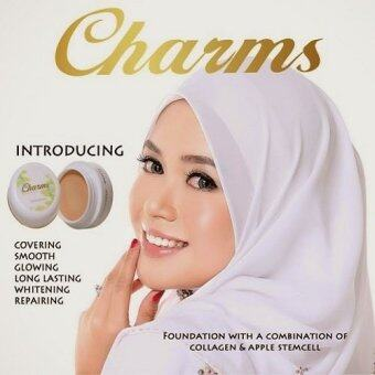 Harga Charms Foundation Natural Beauty