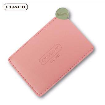 Coach Stainless Steel Mirror (Pink)