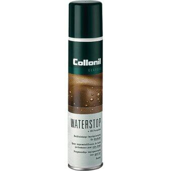 Collonil Waterstop Classic (200ml), Heavy-duty Waterproofing Spray For Smooth Leather (