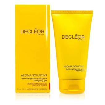 Harga Decleor Aroma Solutions Energising Gel For Face & Body 150ml