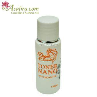 Harga Deeja Cosmetic Toner Nano 30ml - 2 Units