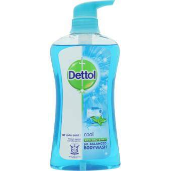 Dettol Cool Anti-Bacterial Body Wash 500ml