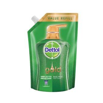Harga DETTOL Gold Daily Clean Body Wash 900ml