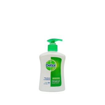 Harga DETTOL Hand Soap Original 250ml