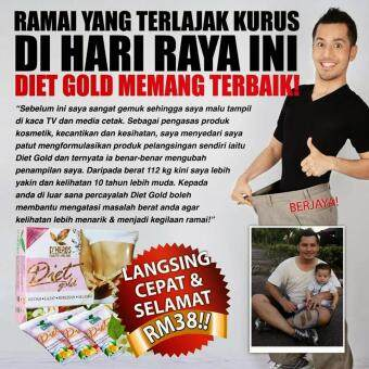 Harga DIET GOLD DHERBS