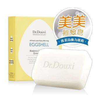 Harga Dr Douxi Essence of Eggshell Cream Soap 100g