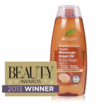 Harga dr. Organic Moroccan Argan Oil Body Wash