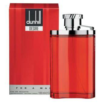 Harga Dunhill desire Red edt 100ml for men spray/perfume