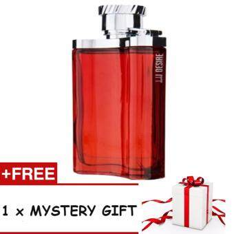 Harga Dunhill Desire Red For Men EDT 100ML With Mystery Gift