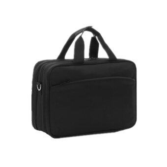 Harga Easy Carry Make-up Bag -LH07 (Black)