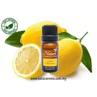 Harga Essential Oil Naturh Aroma Lemon 10ml