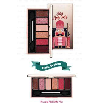 Harga ETUDE HOUSE My Little Nut Fantastic Color Eyes 0.7gx6color (#LuckyRed Little Nut)