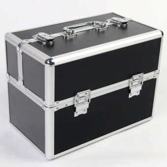 Harga Exquisite professional beauty case makeup bag makeup box makeupartist Special Makeup tool storage box jewelry box