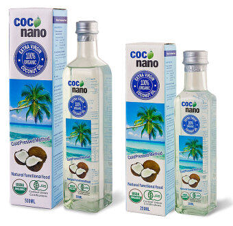 Harga Extra Virgin Coconut Oil 500ml (100% Organic)