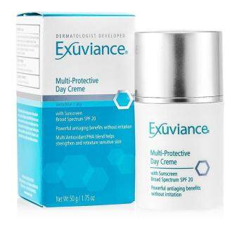 Exuviance Multi-Protective Day Creme SPF 20 (For Sensitive/ Dry Skin) 50g