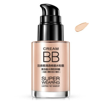Harga Fancyqube 2016 Women's Fashion Beauty Makeup Accessories Facial Concealer Moisturizing Foundation BB&CC Cream 03