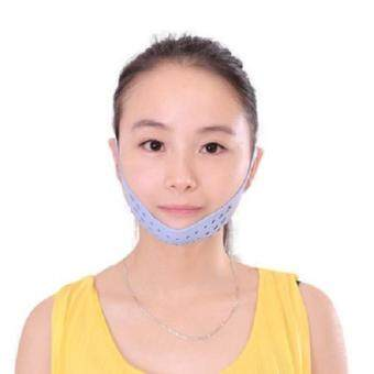 Fantastic Flower New Silicone Face lift double chin Wrinkle V Face Chin Cheek Lift Up Slimming Slim Mask Ultra-thin Belt Strap Band (...)