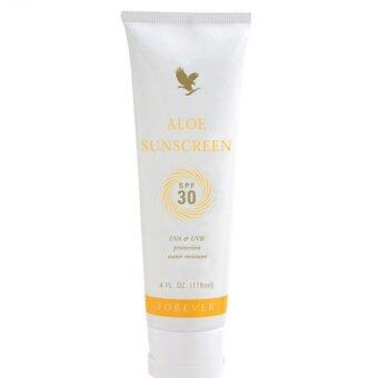 Harga Forever Living Aloe Sunscreen (118ml)