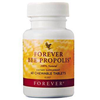 FOREVER LIVING Authentic Forever Bee Propolis 60tabletsX1