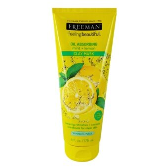Harga Freeman Feeling Beautiful Mint & Lemon Clay Mask